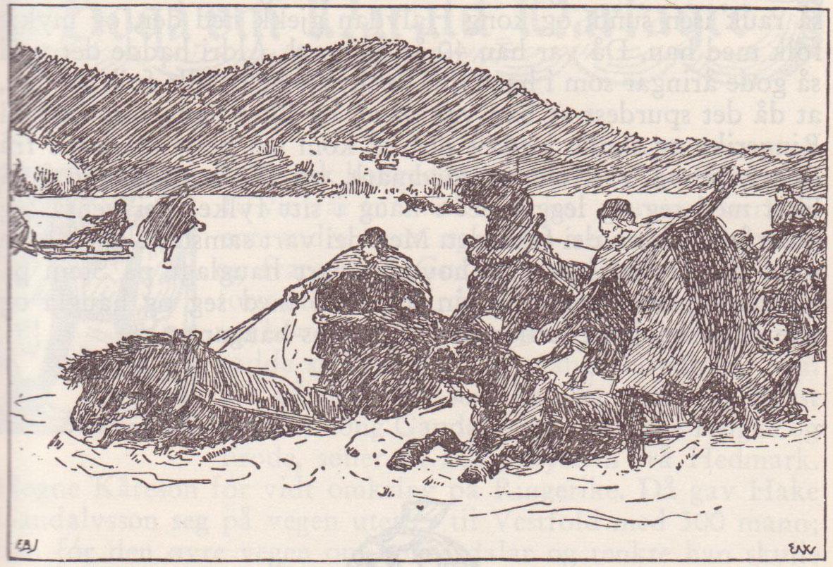 hvor grunnla vikingene riker